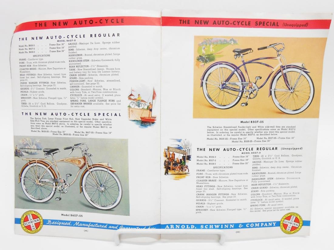 PRODUCT BROCHURES, PAMPHLETS (5) - 5