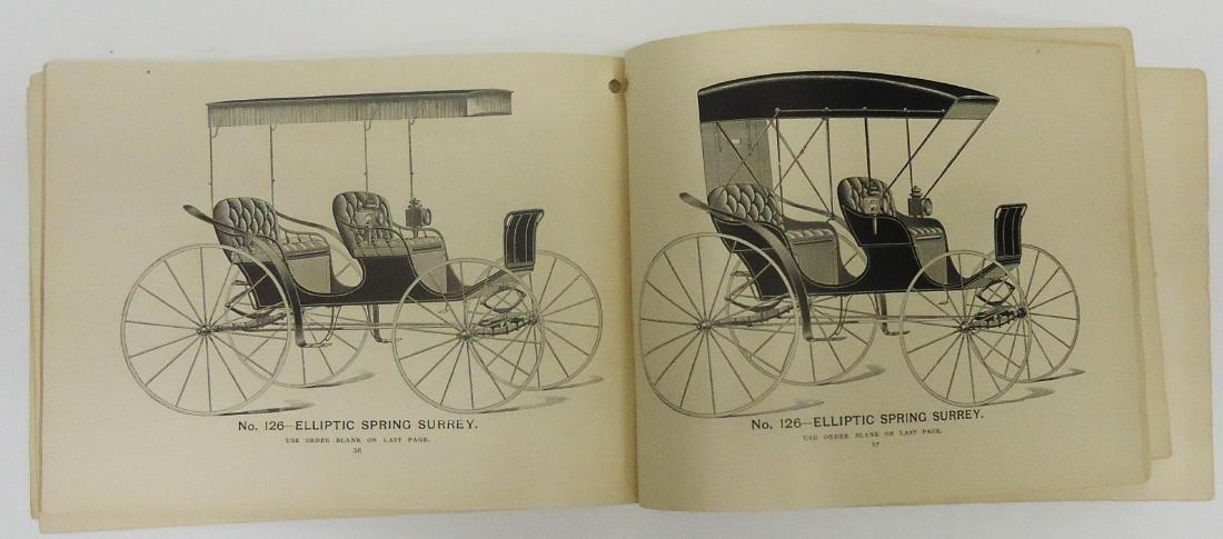 EMPIRE STATE WAGON CO. CATALOG - 1892 - 2
