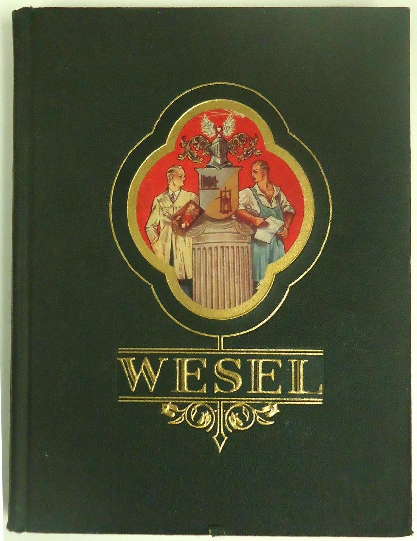 ADVERTISING F. WESEL MANUFACTURING CO.