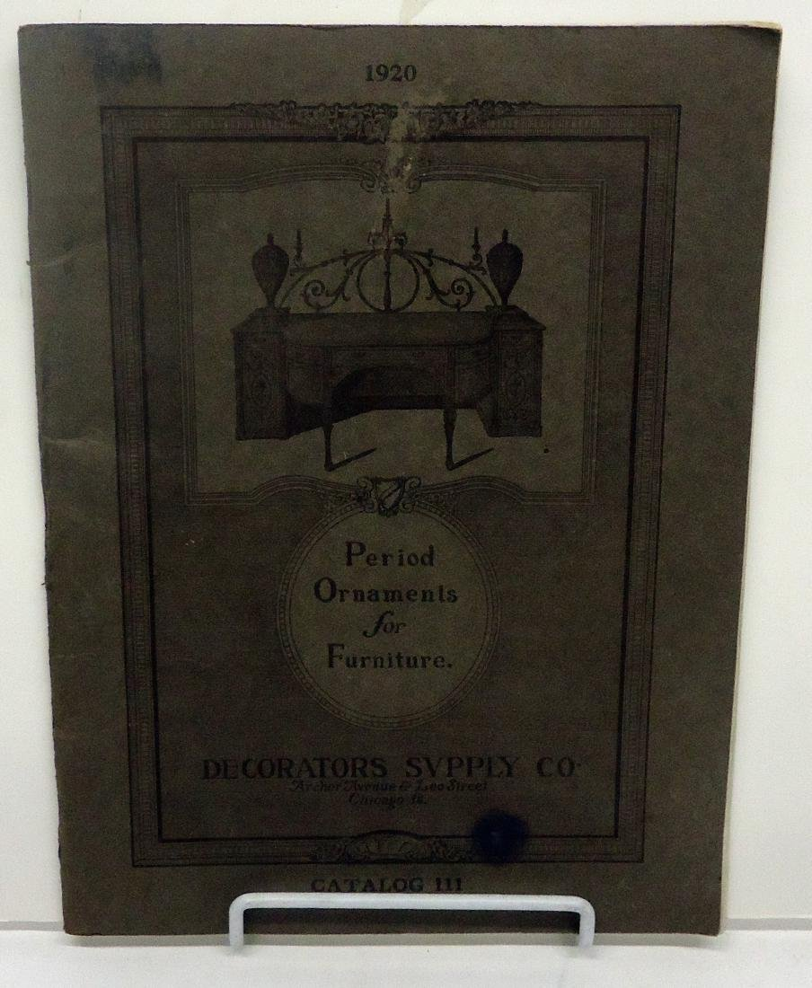 1912-1928 SUPPLY / COUNTRY STORE CATALOGS - 5