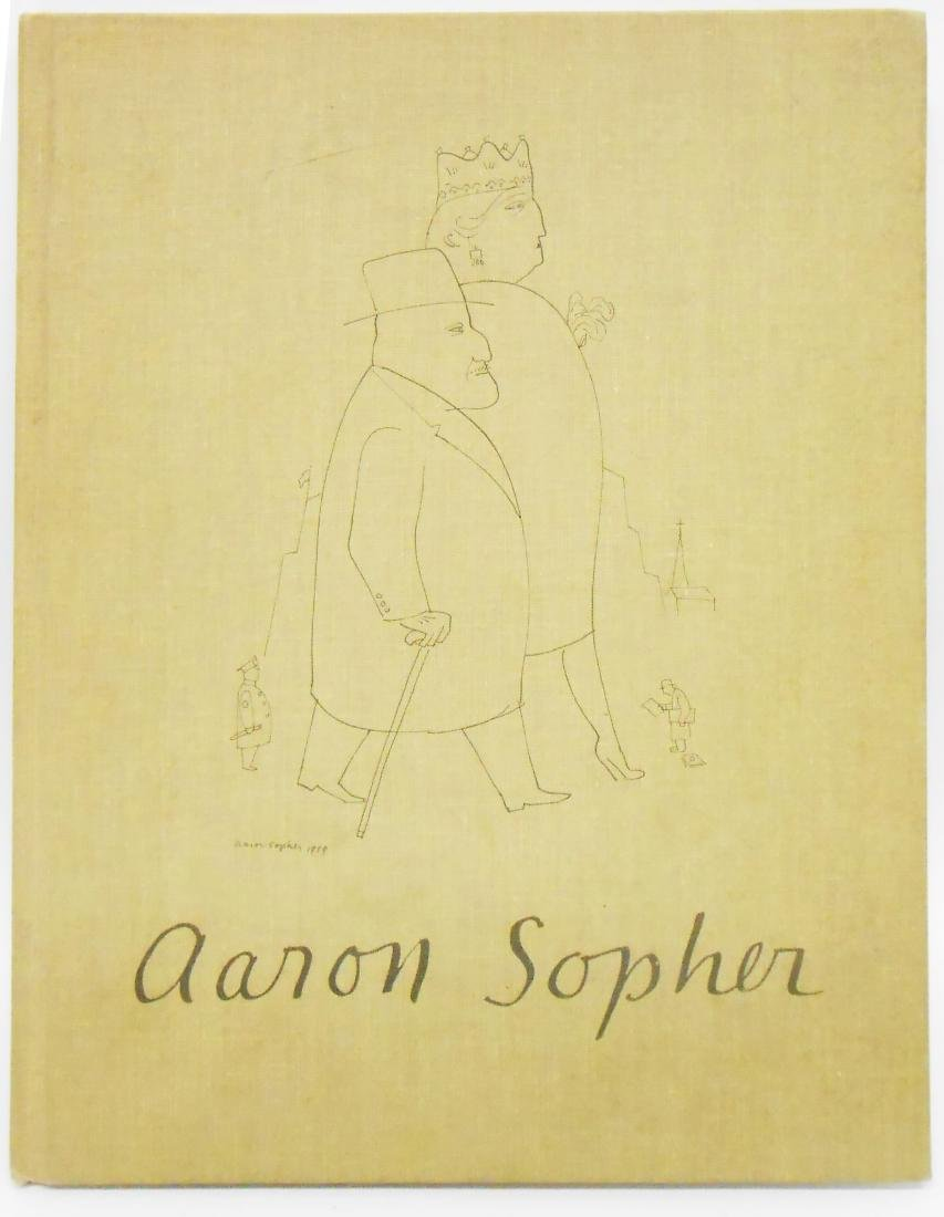 AARON SOPHER BOOK