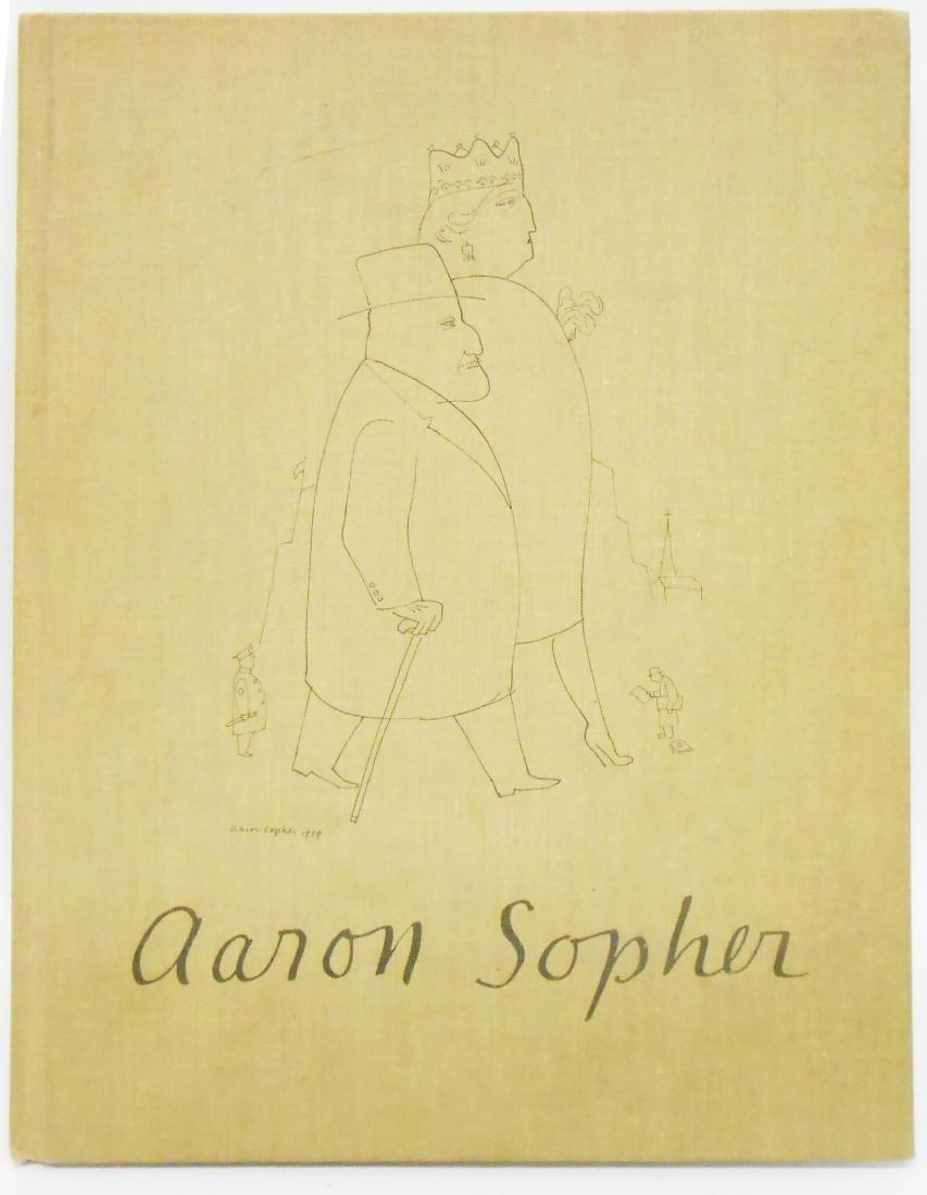 AARON SOPHER BOOK