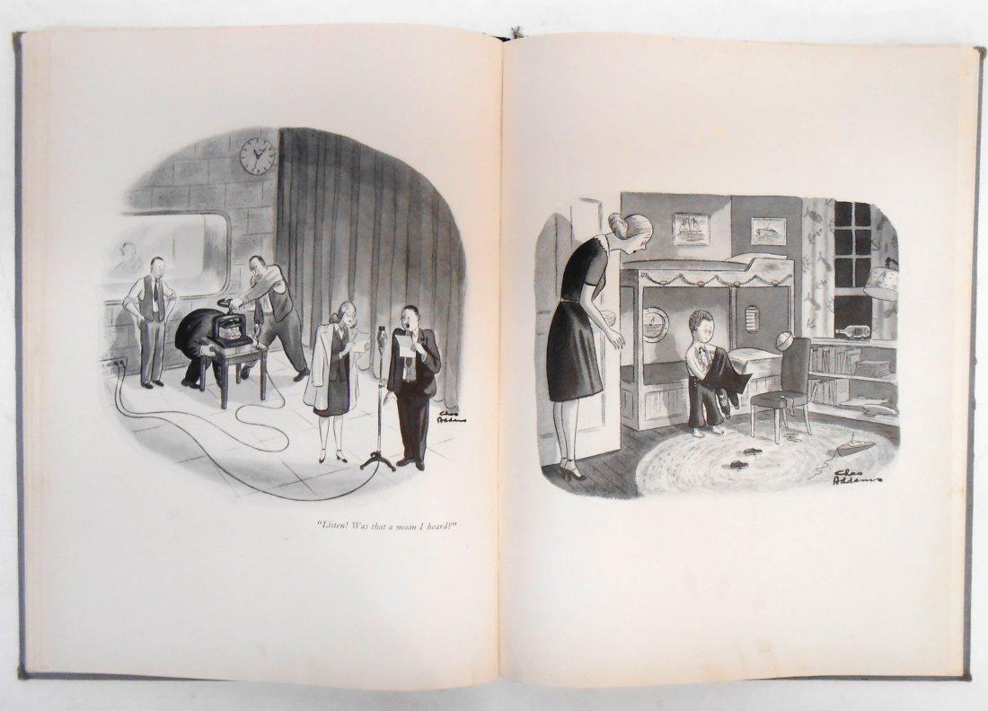 ADDAMS AND EVIL BOOK - CHARLES ADDAMS - 7