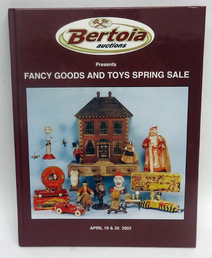 (9) TOY AUCTION HARDBACK CATALOGS - 5