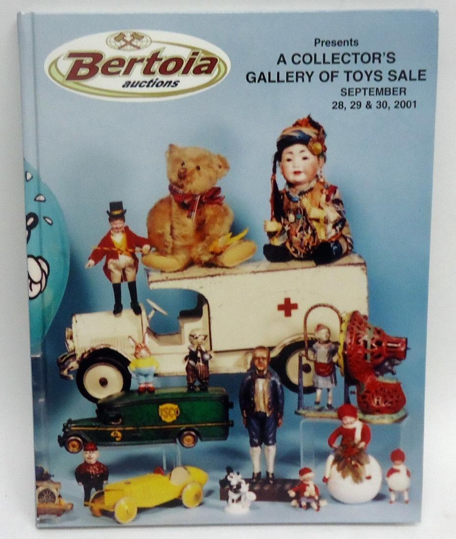 (9) TOY AUCTION HARDBACK CATALOGS - 6