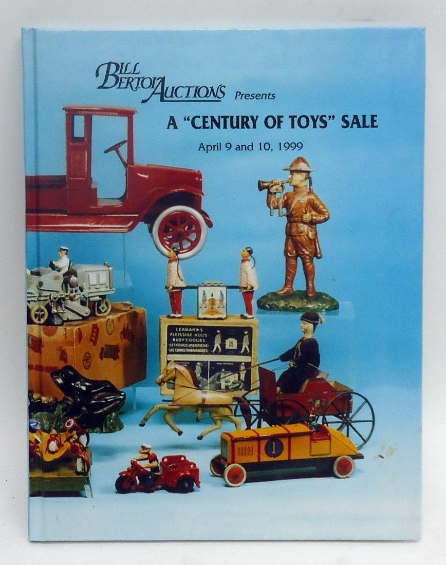 (9) TOY AUCTION HARDBACK CATALOGS - 7