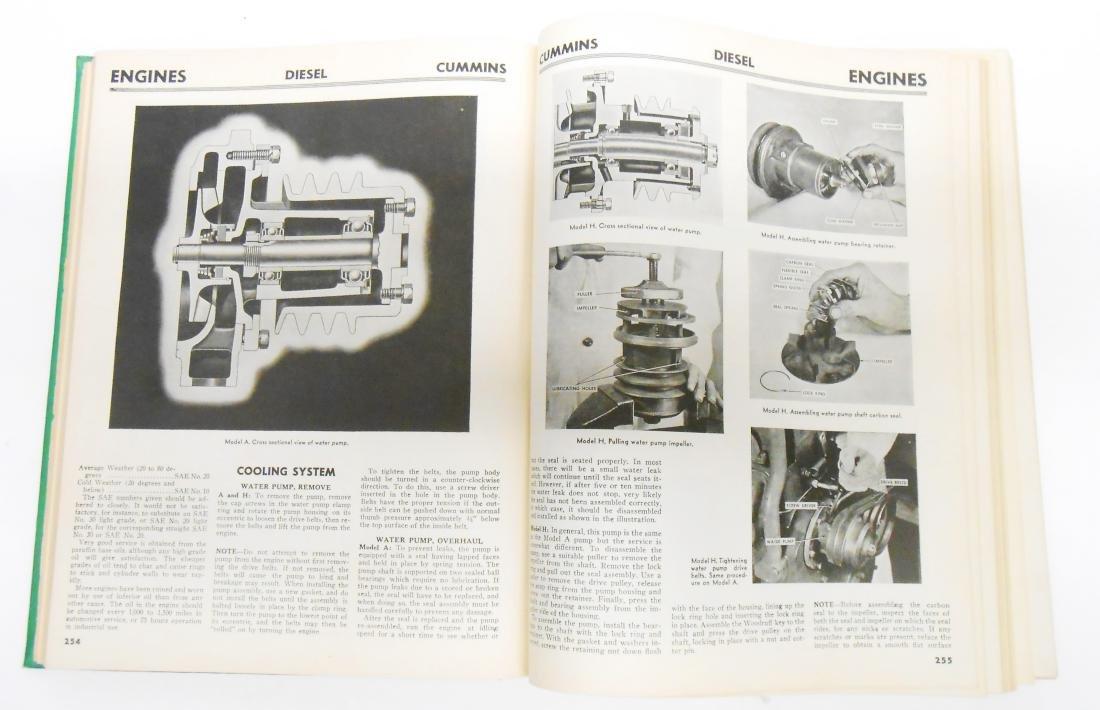 (3) MOTOR'S TRUCK REPAIR MANUAL BOOKS - 2