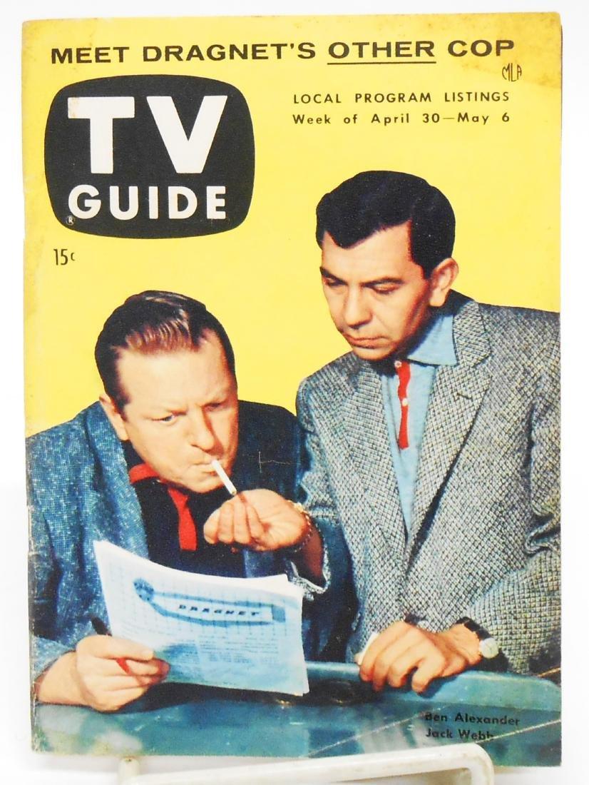 (2) 1950'S T.V. GUIDES - 4