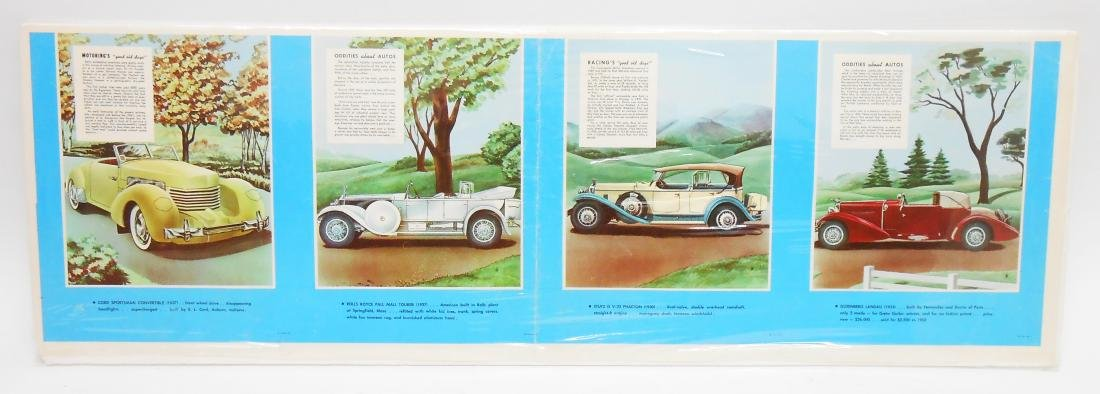 AUTOMOTIVE ORIGINAL ILLUSTRATOR ART - DOW BROCHURE - 5