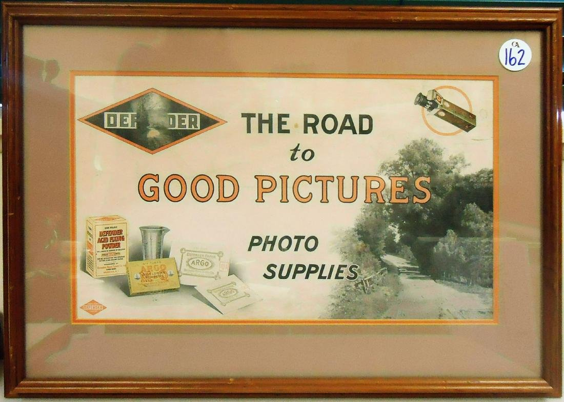 PHOTO SUPPLY ADVERTISING