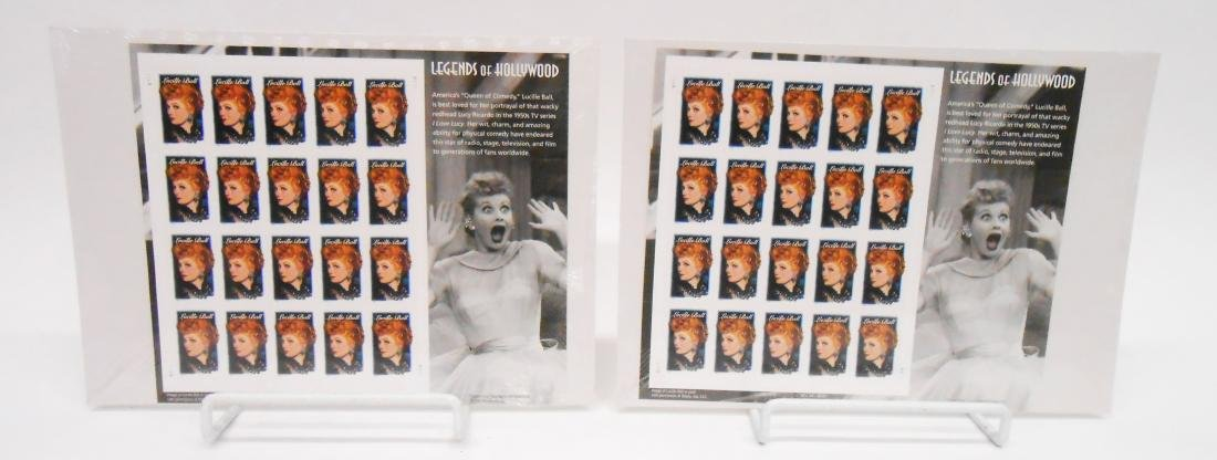 LEGENDS OF HOLLYWOOD LUCILLE BALL STAMPS (340)+ - 2
