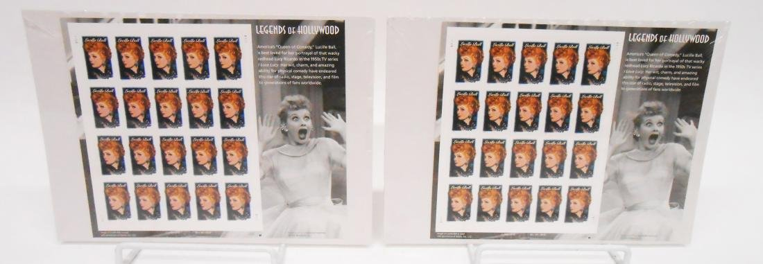 LEGENDS OF HOLLYWOOD LUCILLE BALL STAMPS (340)+ - 5