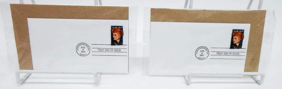 LEGENDS OF HOLLYWOOD LUCILLE BALL STAMPS (340)+ - 6