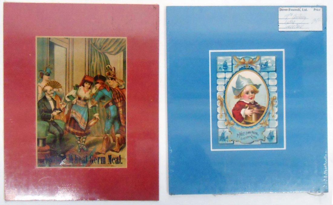 (16) ADVERTISING TRADE CARDS - 10