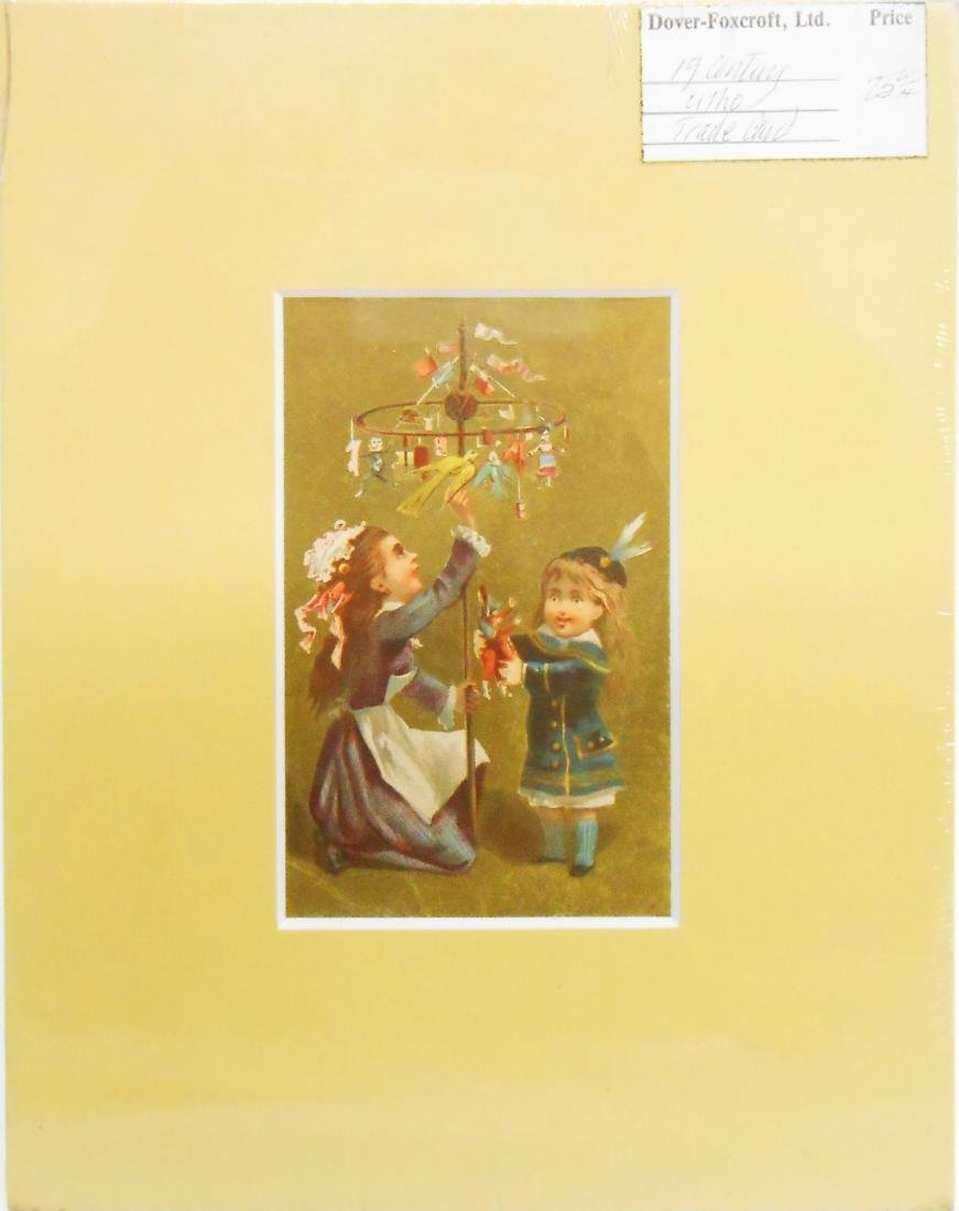 (16) ADVERTISING TRADE CARDS - 4