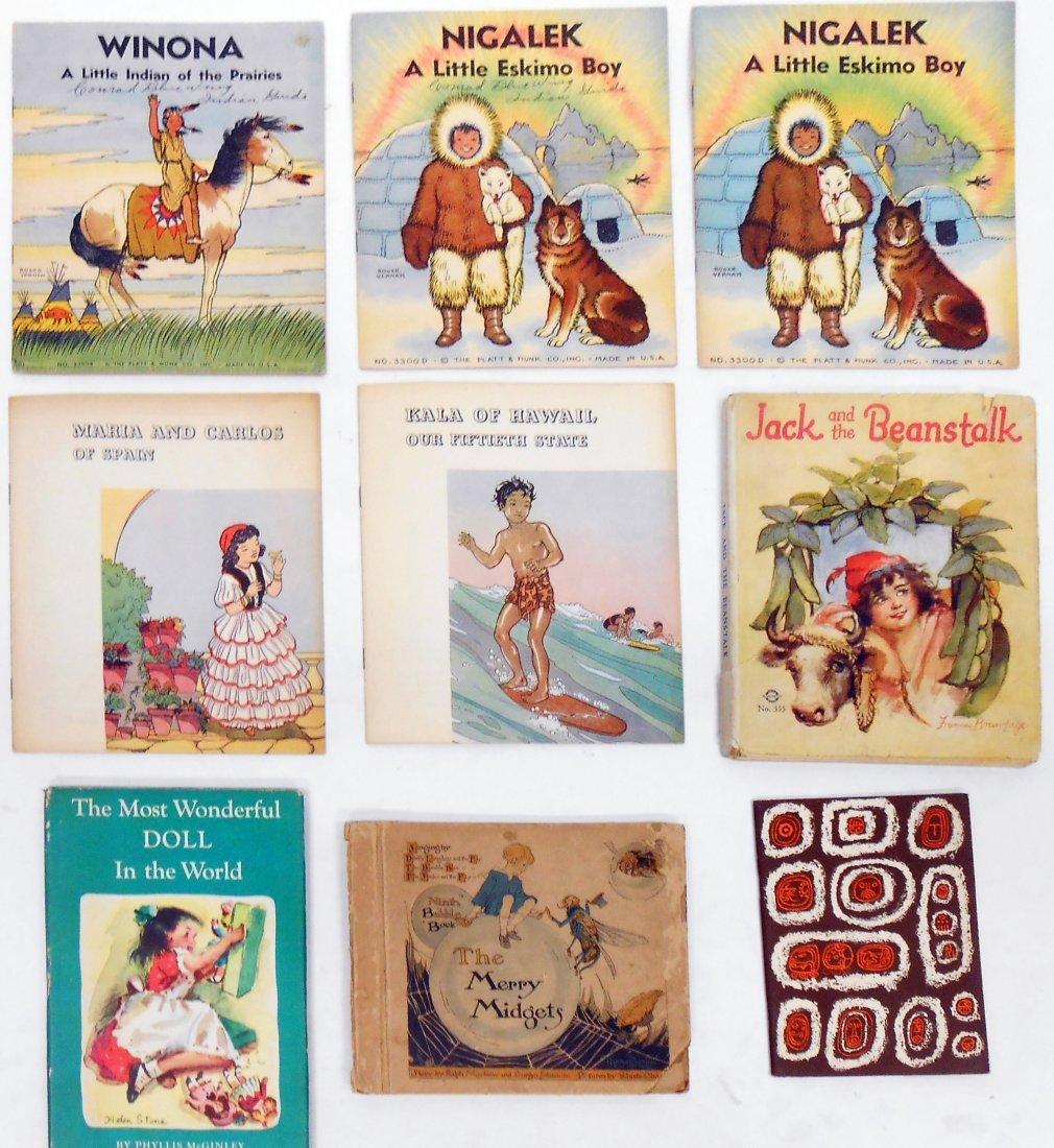 (66) HARD & SOFT BOUND CHILDRENS BOOKS, GOLDEN BOOKS - 10