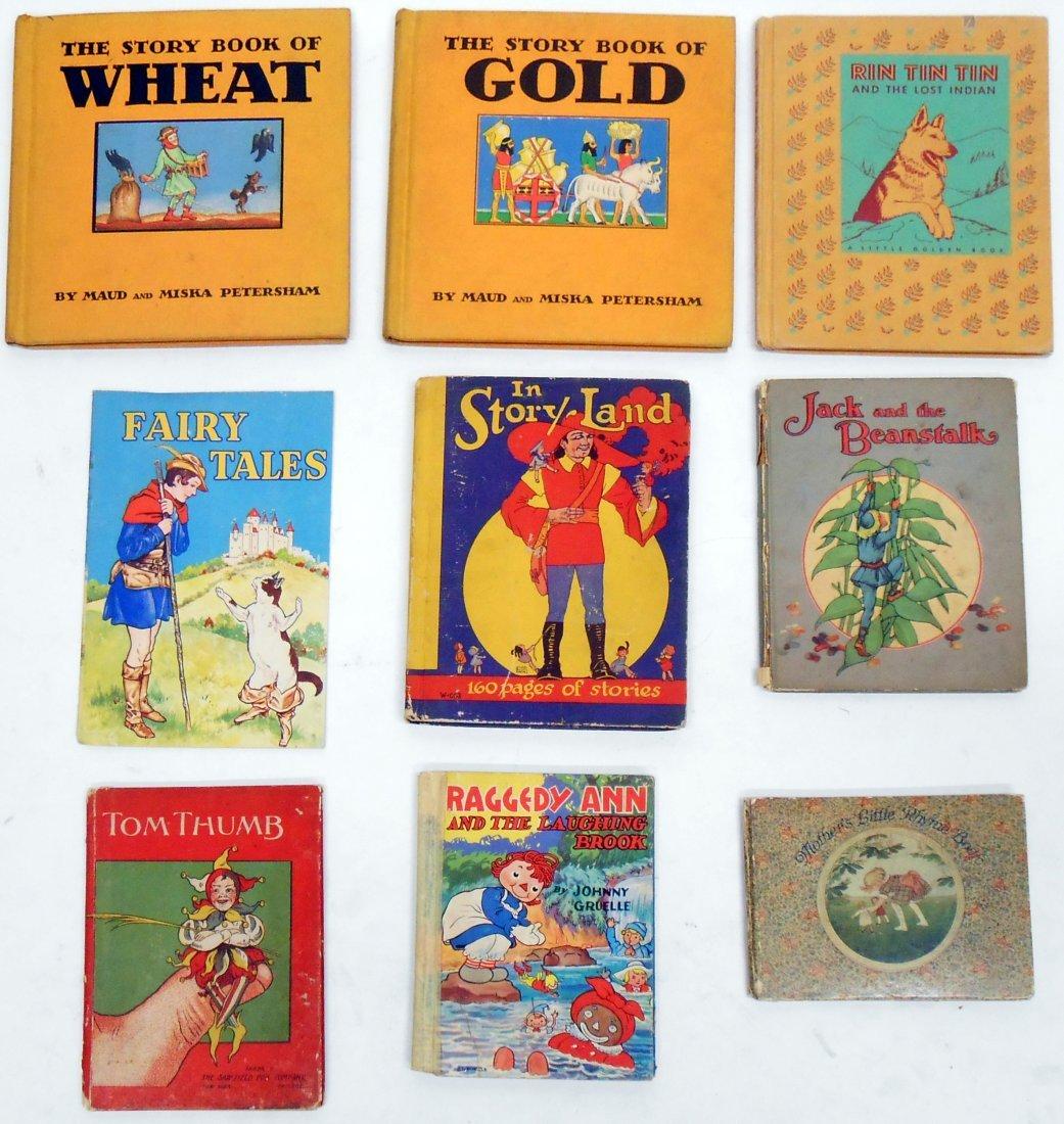 (66) HARD & SOFT BOUND CHILDRENS BOOKS, GOLDEN BOOKS - 7