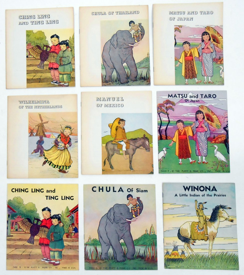 (66) HARD & SOFT BOUND CHILDRENS BOOKS, GOLDEN BOOKS - 8