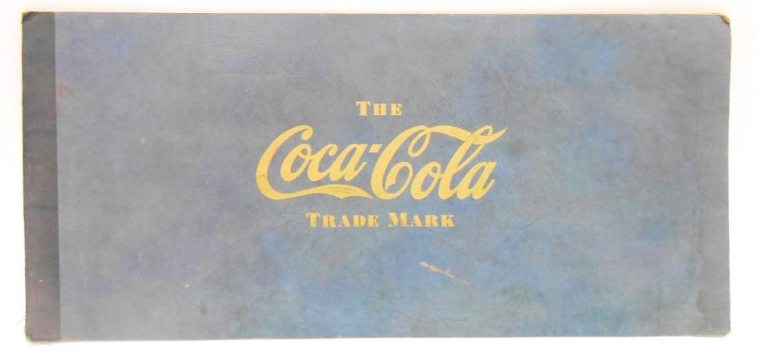 THE COCA-COLA TRADEMARK BOOK