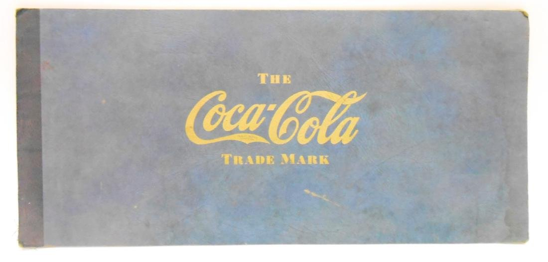 THE COCA-COLA TRADEMARK BOOK