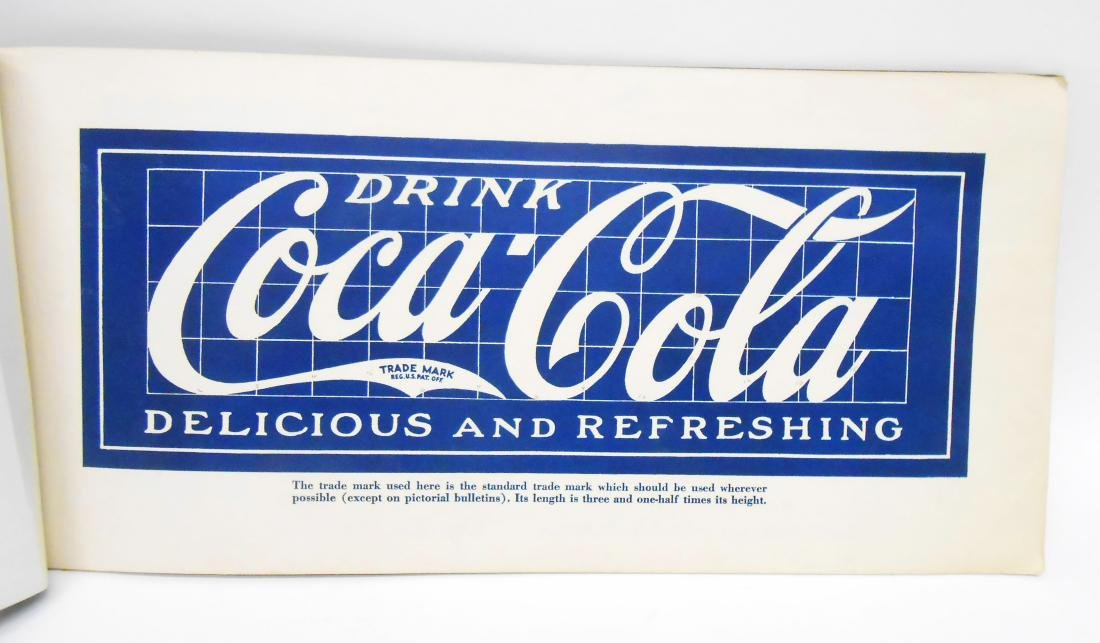 THE COCA-COLA TRADEMARK BOOK - 3