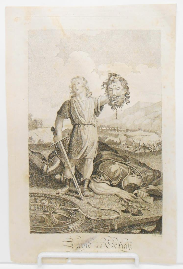 (6) 18TH & 17TH CENTURY ENGRAVINGS - 6