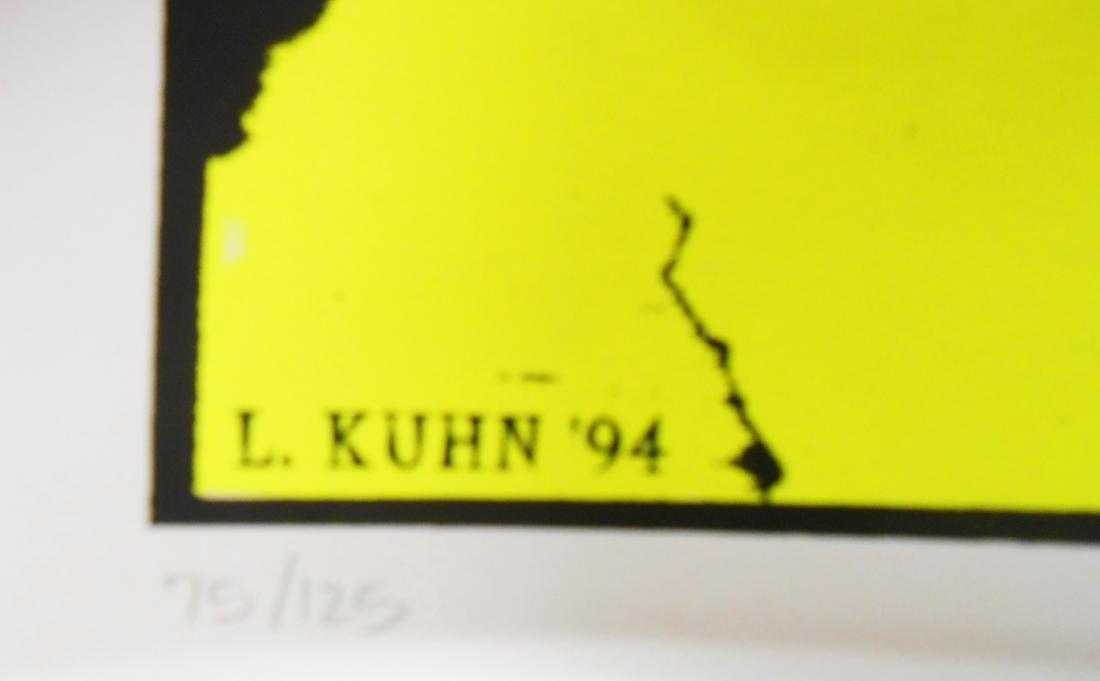 1994 L. KUHN COLOR CONCERT POSTER - 3