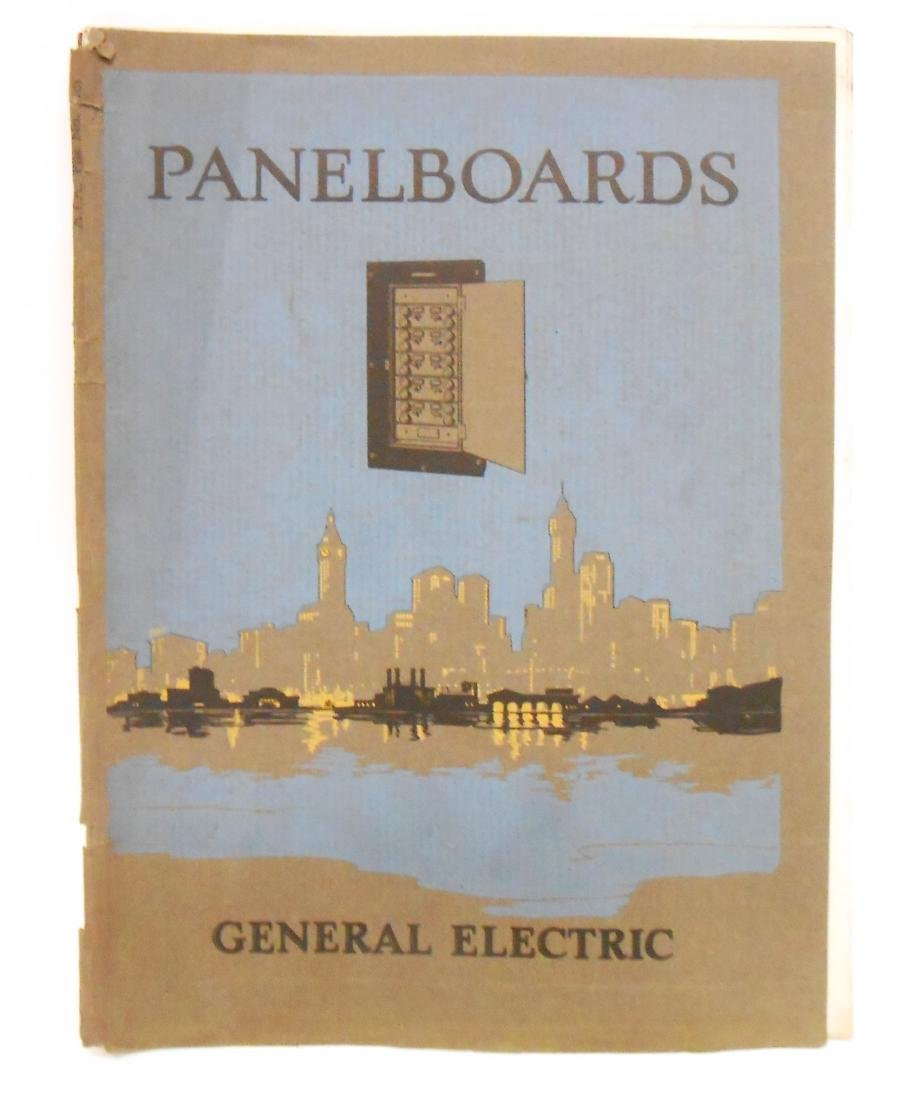 (7) ELECTRICAL EQUIPMENT CATALOGS - 9