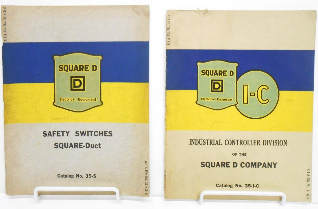 (6) INDUSTRIAL ELECTRICAL SUPPLY CATALOGS