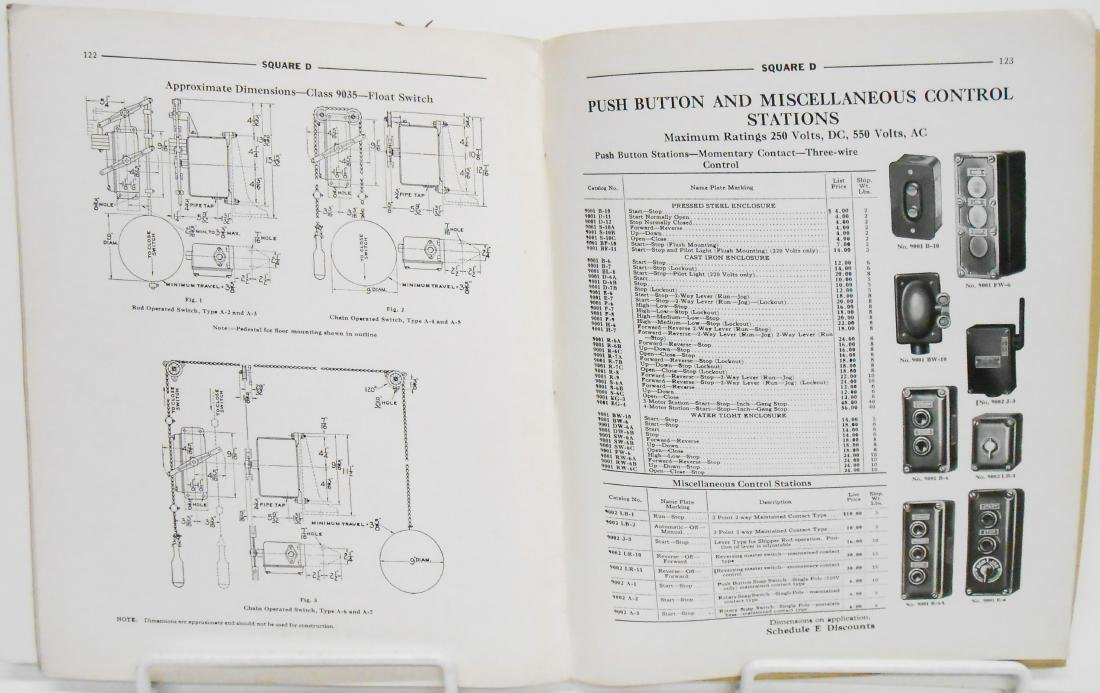 (6) INDUSTRIAL ELECTRICAL SUPPLY CATALOGS - 2