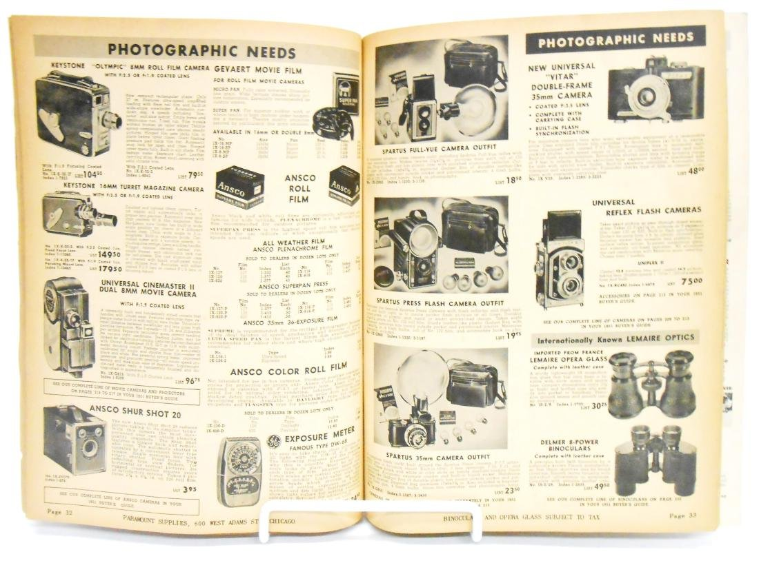 (4) INDUSTRIAL SUPPLY CATALOGS - 4
