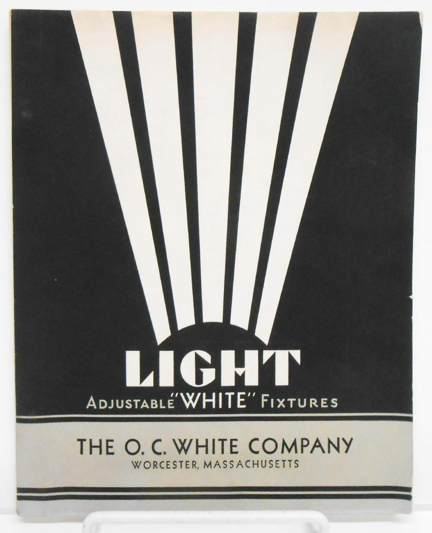 (5) INDUSTRIAL LIGHTING CATALOGS
