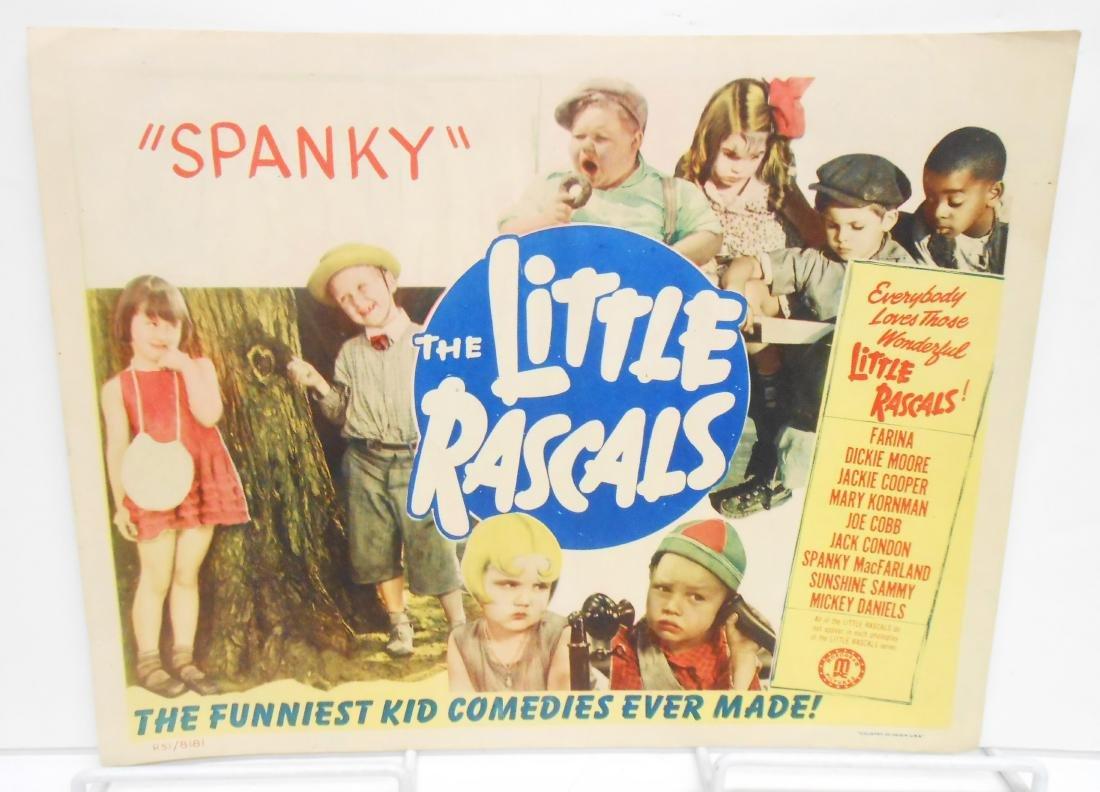 (9) LITTLE RASCALS LOBBY CARDS - 2