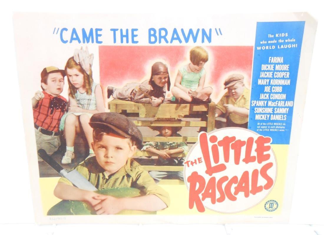 (9) LITTLE RASCALS LOBBY CARDS - 3