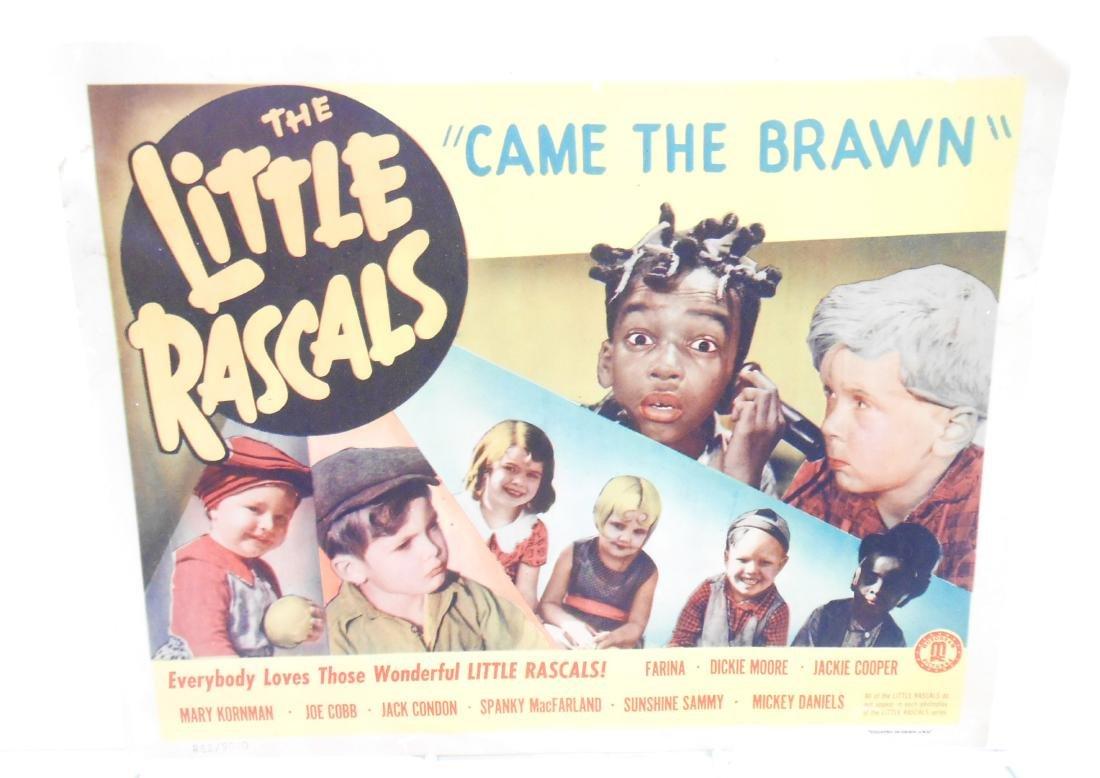 (9) LITTLE RASCALS LOBBY CARDS - 4
