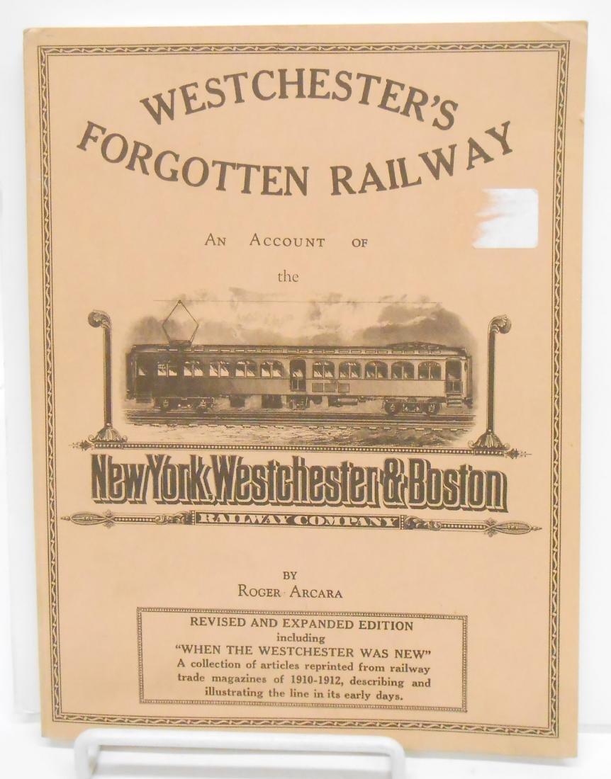 (5) TRAIN & RAILWAY STOCK CERTIFICATES & BOOKS - 3