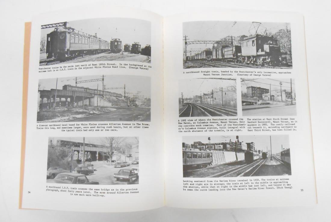 (5) TRAIN & RAILWAY STOCK CERTIFICATES & BOOKS - 4