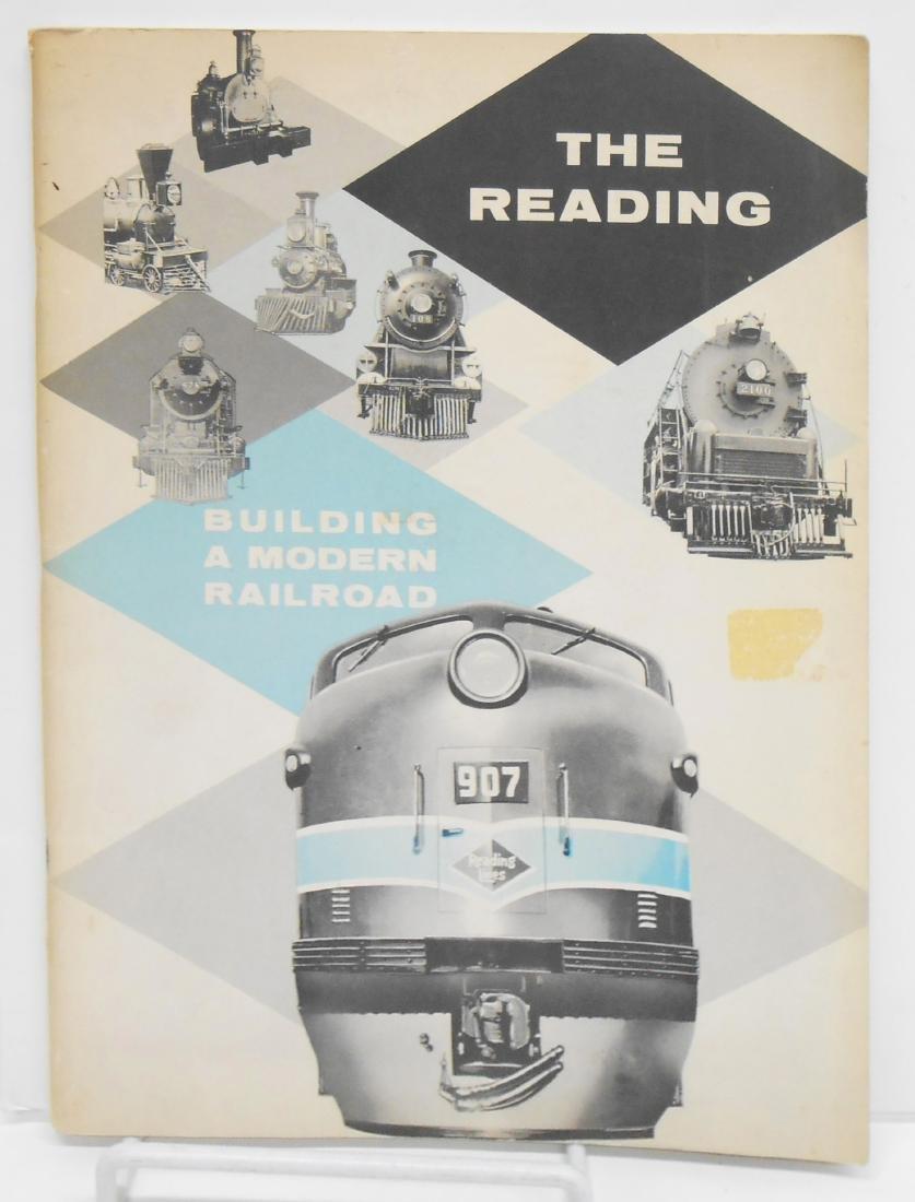 (5) TRAIN & RAILWAY STOCK CERTIFICATES & BOOKS - 5
