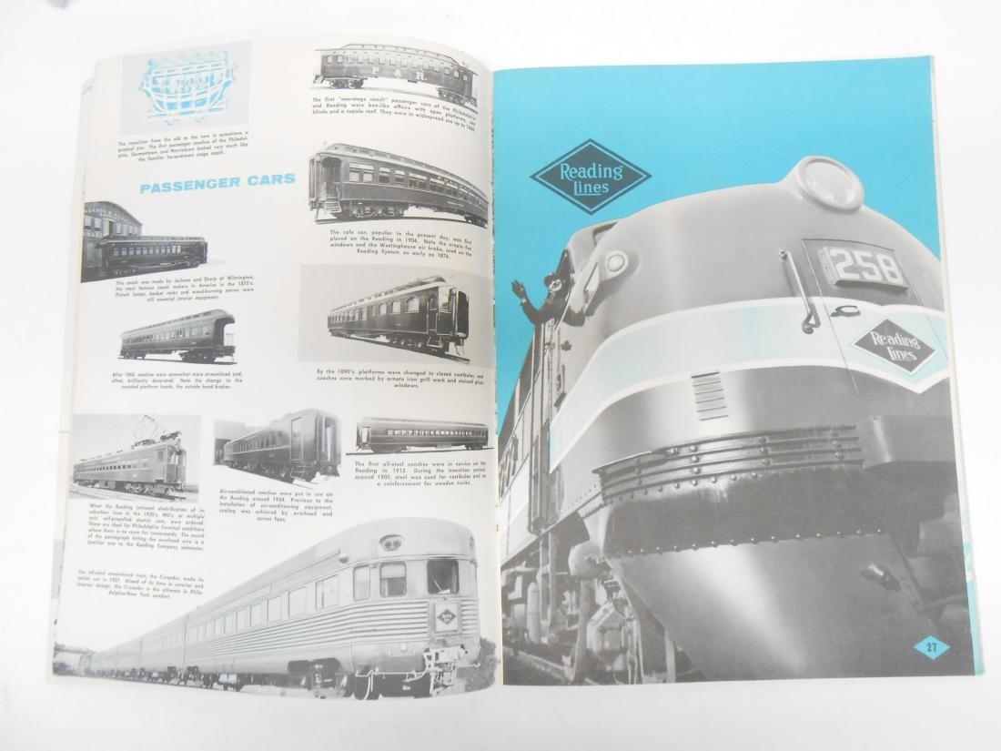 (5) TRAIN & RAILWAY STOCK CERTIFICATES & BOOKS - 6