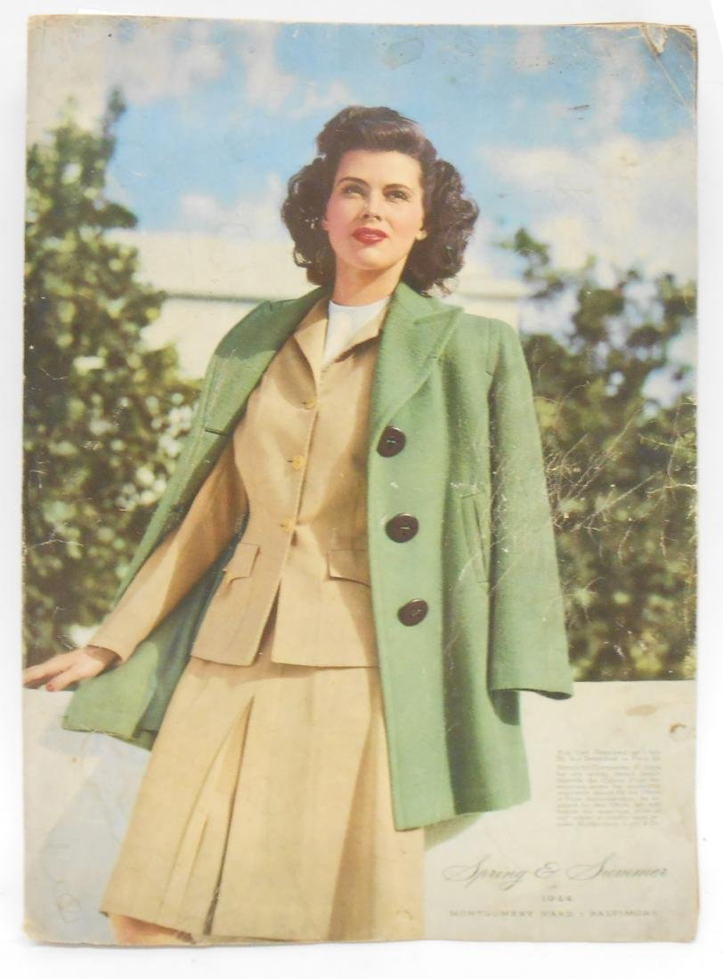 MONTGOMERY WARDS CATALOG - BALTIMORE 1944