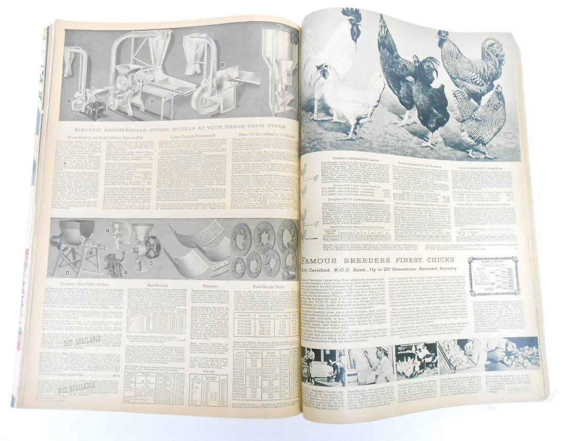 MONTGOMERY WARDS CATALOG - BALTIMORE 1944 - 5