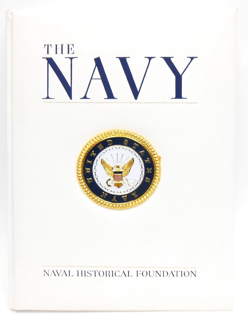 """THE NAVY"" NAVAL  HISTORICAL FOUNDATION BOOK"