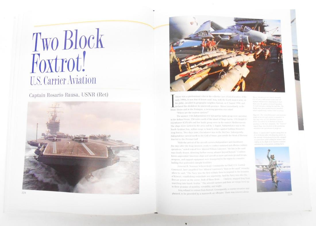 """""""THE NAVY"""" NAVAL  HISTORICAL FOUNDATION BOOK - 4"""