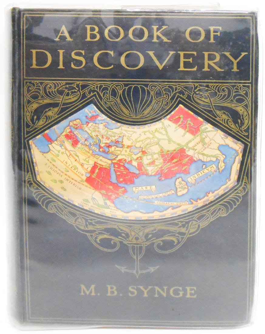 (2) BOOKS ON DISCOVERY & EXPLORATION - 4