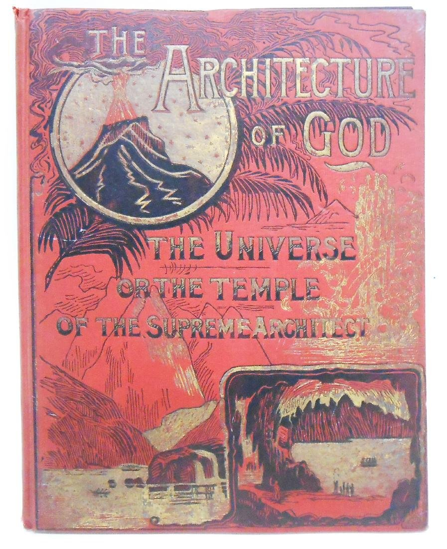 THE ARCHITECTURE OF GOD SALESMAN'S SAMPLE BOOK