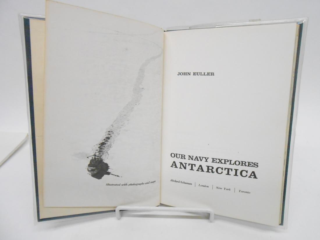 (5) BOOKS, ANTARCTICA & ALASKA THEMES - 2