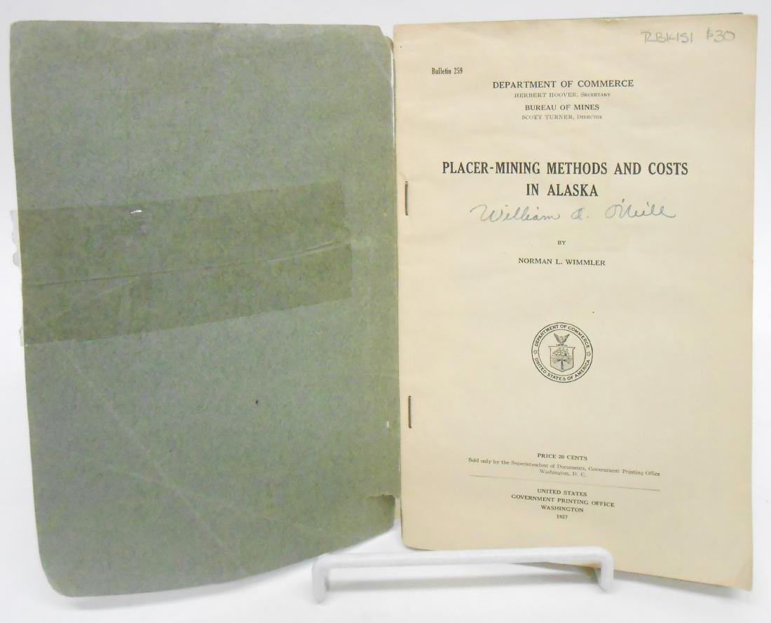 (5) BOOKS, ANTARCTICA & ALASKA THEMES - 4