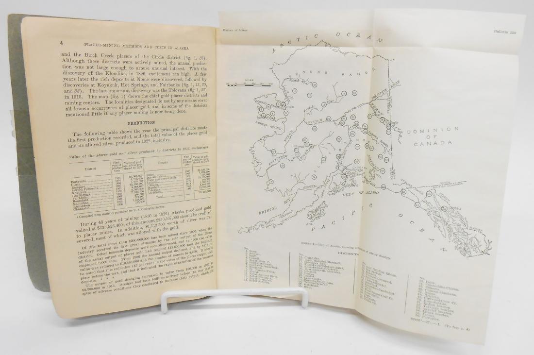 (5) BOOKS, ANTARCTICA & ALASKA THEMES - 5