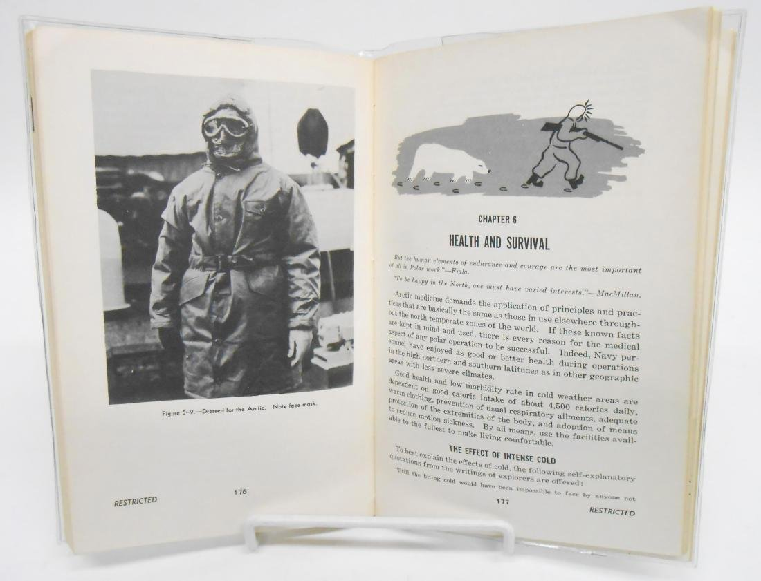 (5) BOOKS, ANTARCTICA & ALASKA THEMES - 8