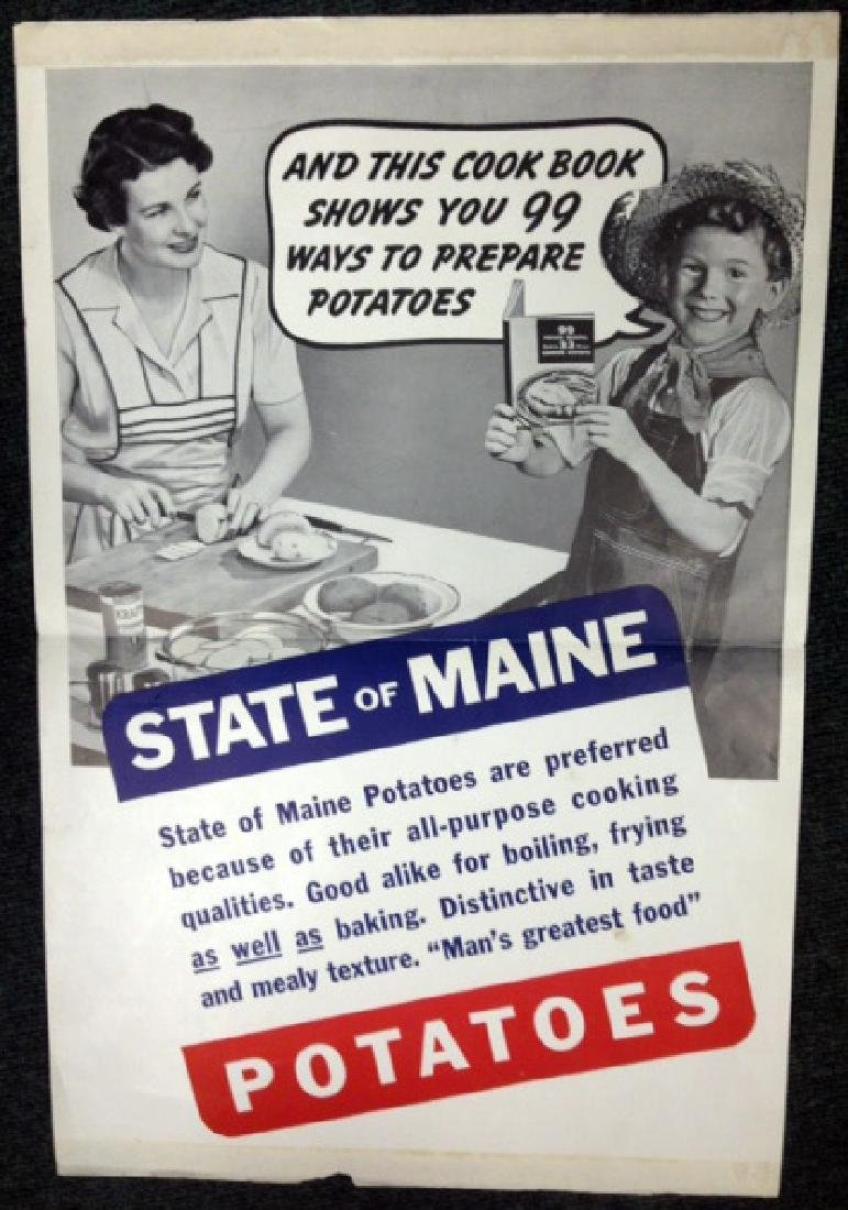 (3) STATE OF MAINE POTATOES ADS - 2